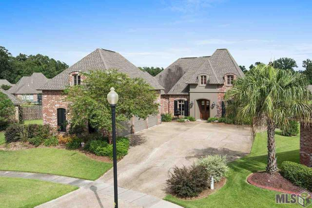 6910 Lagoon Ct, Central, LA 70739 (#2017010660) :: Darren James & Associates powered by eXp Realty