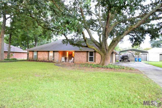 38063 Mistletoe St, Gonzales, LA 70737 (#2017011361) :: Trey Willard of Berkshire Hathaway HomeServices United Properties