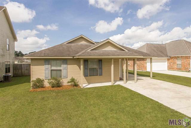 23619 Wellington Dr, Denham Springs, LA 70726 (#2017012900) :: Smart Move Real Estate