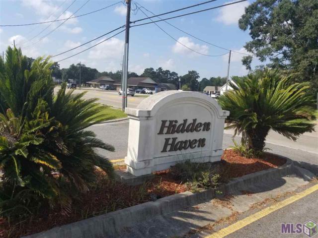E Oak Haven St, Gonzales, LA 70737 (#2017014971) :: Trey Willard of Berkshire Hathaway HomeServices United Properties