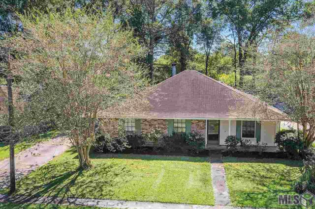 3782 Cypress Park Dr, Zachary, LA 70791 (#2017016466) :: Smart Move Real Estate