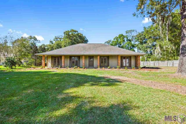 25427 Plantation Ave, Denham Springs, LA 70726 (#2017016593) :: Smart Move Real Estate