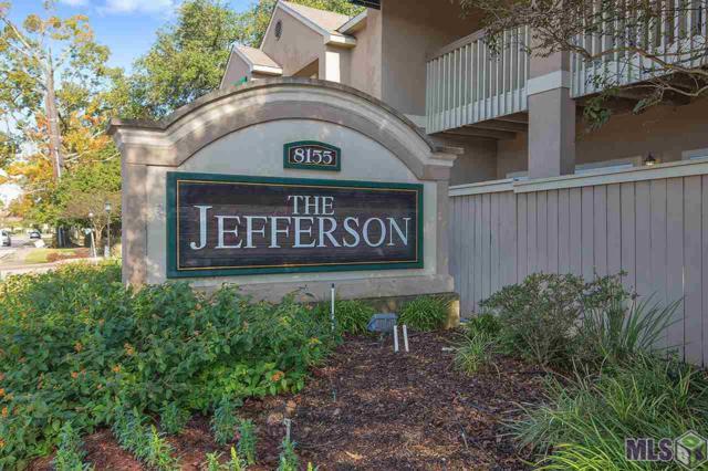 8155 Jefferson Hwy #1205, Baton Rouge, LA 70809 (#2017017250) :: Darren James & Associates powered by eXp Realty