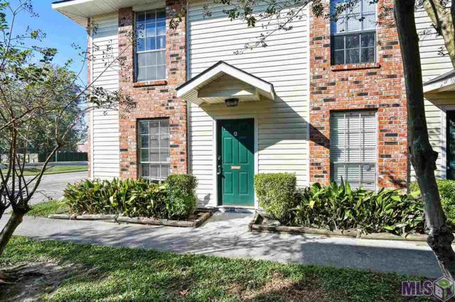 1690 Brightside Ln A20, Baton Rouge, LA 70820 (#2017018083) :: South La Home Sales Team @ Berkshire Hathaway Homeservices