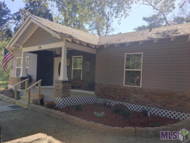 216 N College, Denham Springs, LA 70726 (#2017018117) :: Trey Willard of Berkshire Hathaway HomeServices United Properties