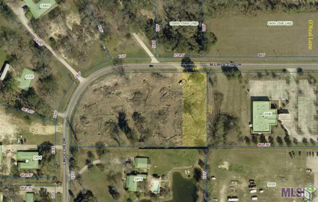 Lot 29-B-2-B Lirocchi Dr, Baton Rouge, LA 70816 (#2018002585) :: Trey Willard of Berkshire Hathaway HomeServices United Properties
