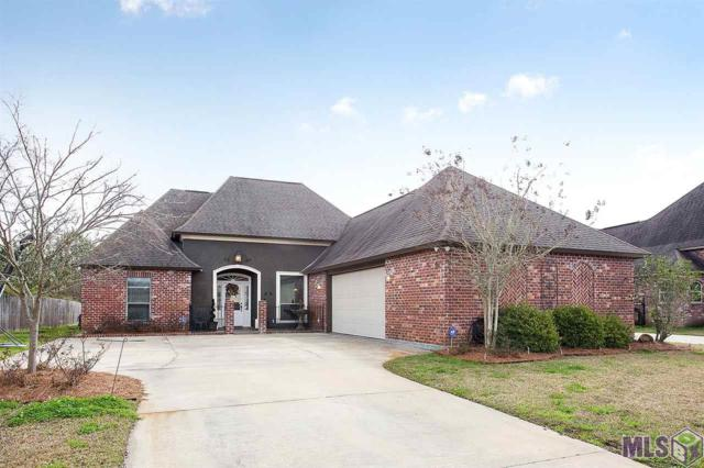 8161 Lavender Dr, Central, LA 70818 (#2018002594) :: Trey Willard of Berkshire Hathaway HomeServices United Properties