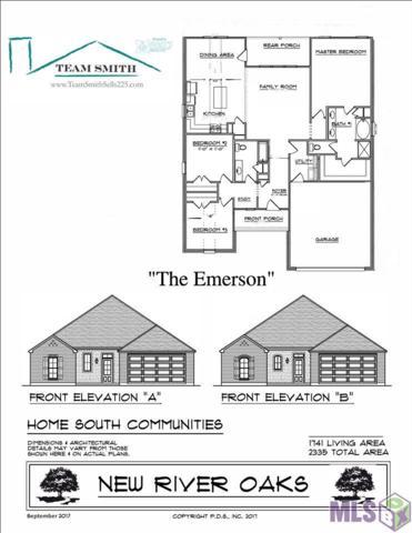 37240 Meador Ln, Geismar, LA 70734 (#2018004564) :: Trey Willard of Berkshire Hathaway HomeServices United Properties