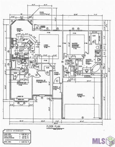 817 Huey Andrew Ave, Gonzales, LA 70737 (#2018005047) :: Trey Willard of Berkshire Hathaway HomeServices United Properties