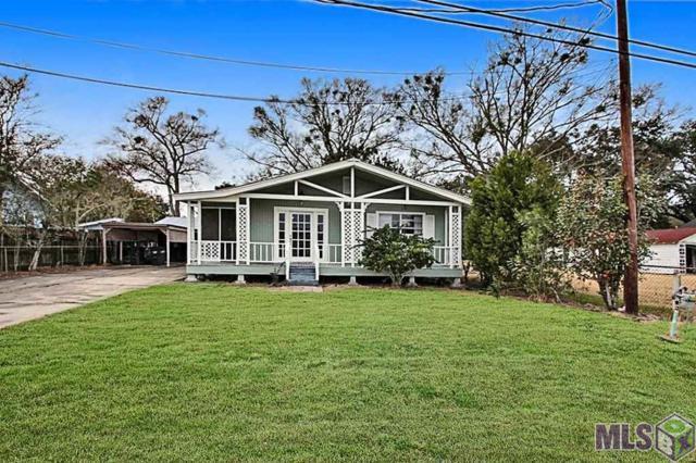 417 N Pleasant Ave, Gonzales, LA 70737 (#2018006013) :: Trey Willard of Berkshire Hathaway HomeServices United Properties