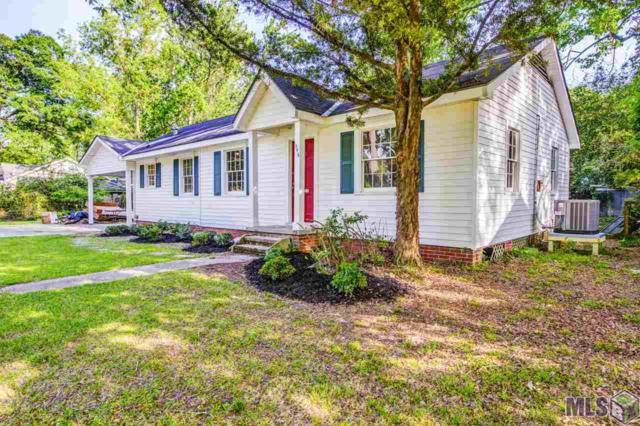 346 Oak St, Denham Springs, LA 70726 (#2018006264) :: Trey Willard of Berkshire Hathaway HomeServices United Properties