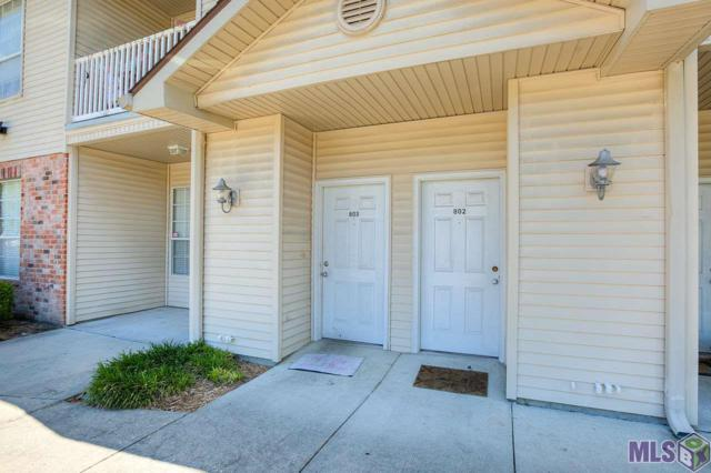 900 Dean Lee Dr #802, Baton Rouge, LA 70820 (#2018006732) :: South La Home Sales Team @ Berkshire Hathaway Homeservices