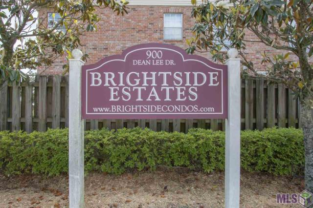 900 Dean Lee Dr #403, Baton Rouge, LA 70820 (#2018007257) :: South La Home Sales Team @ Berkshire Hathaway Homeservices
