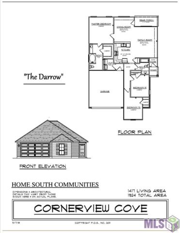 650 Pine Hollow Dr, Gonzales, LA 70737 (#2018008443) :: David Landry Real Estate