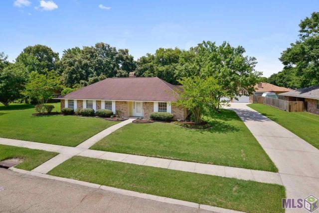 1034 E Ashland Dr, Gonzales, LA 70737 (#2018008661) :: Smart Move Real Estate