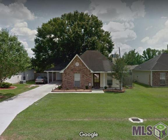 1033 E Northwood St, Gonzales, LA 70737 (#2018008695) :: Trey Willard of Berkshire Hathaway HomeServices United Properties