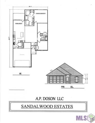 Lot 25 H S Brignac Dr, French Settlement, LA 70733 (#2018008800) :: South La Home Sales Team @ Berkshire Hathaway Homeservices