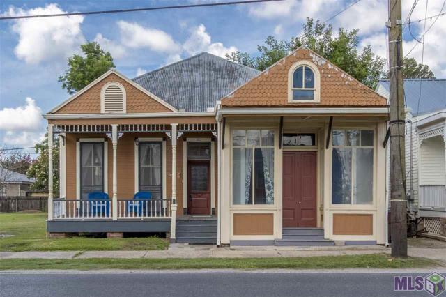 608 Mississippi St, Donaldsonville, LA 70346 (#2018009130) :: Patton Brantley Realty Group