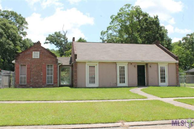 5916 Wright Dr, Baton Rouge, LA 70812 (#2018009667) :: South La Home Sales Team @ Berkshire Hathaway Homeservices