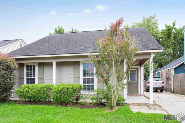 2060 S Flannery Rd, Baton Rouge, LA 70816 (#2018009987) :: David Landry Real Estate