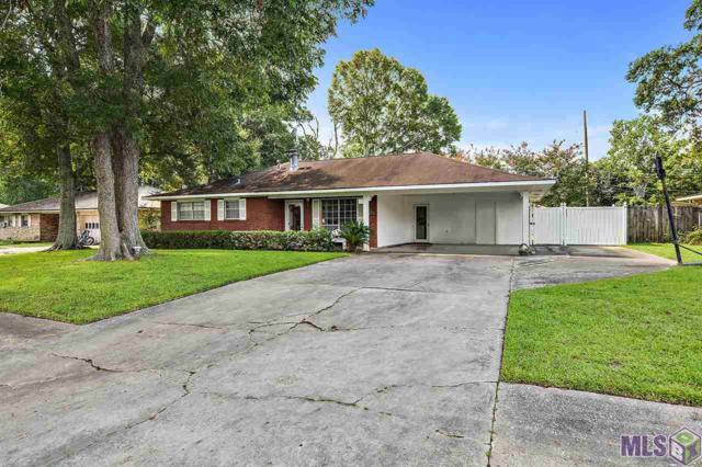 1121 E Grace St, Gonzales, LA 70737 (#2018010211) :: Smart Move Real Estate