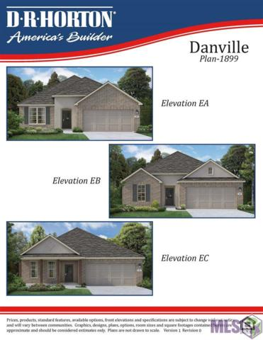 21349 Hayfield Dr, Zachary, LA 70791 (#2018010310) :: Patton Brantley Realty Group