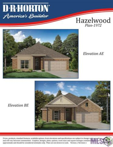 2168 Meadow Hill Ave, Zachary, LA 70791 (#2018010314) :: Patton Brantley Realty Group