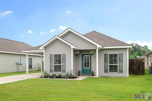 10825 Field Pointe Dr, Denham Springs, LA 70726 (#2018010420) :: Trey Willard of Berkshire Hathaway HomeServices United Properties