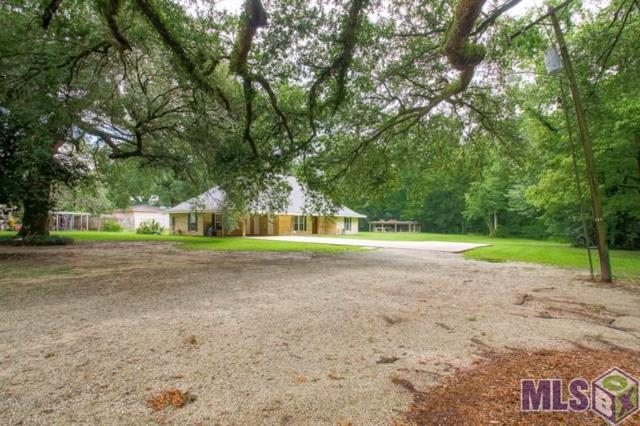 826 N Janice Ave, Gonzales, LA 70737 (#2018010427) :: Trey Willard of Berkshire Hathaway HomeServices United Properties