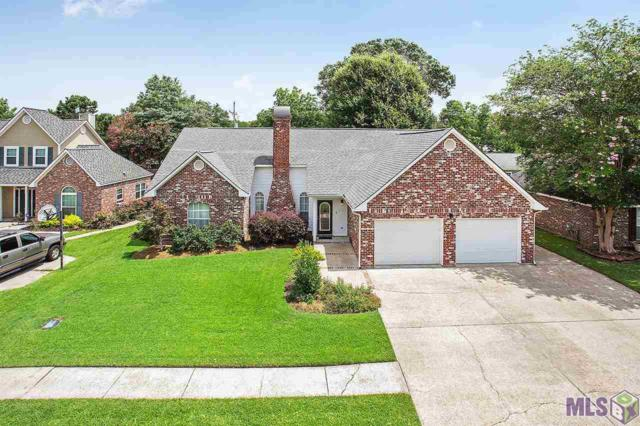 3806 N Cedar St, Zachary, LA 70791 (#2018010585) :: The W Group with Berkshire Hathaway HomeServices United Properties