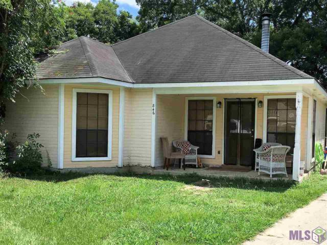 846 Stoney Creek Ave, Baton Rouge, LA 70808 (#2018010770) :: The W Group with Berkshire Hathaway HomeServices United Properties