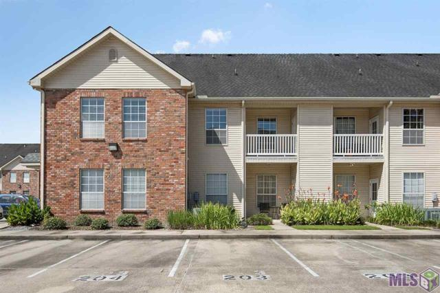 4441 Burbank Dr #204, Baton Rouge, LA 70820 (#2018010813) :: Smart Move Real Estate