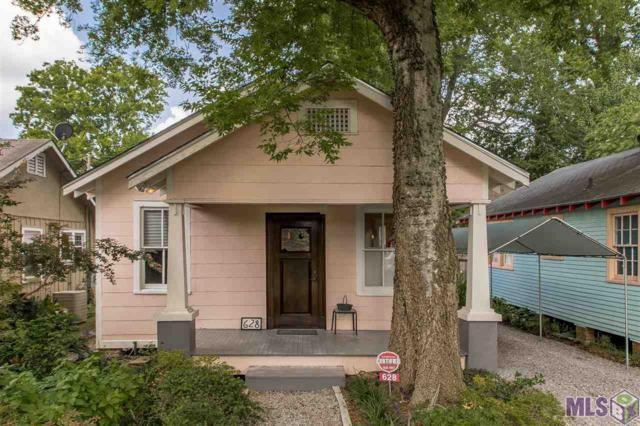 628 Hebert St, Baton Rouge, LA 70806 (#2018011863) :: South La Home Sales Team @ Berkshire Hathaway Homeservices