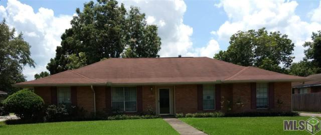 1101 E Greenbriar St, Gonzales, LA 70737 (#2018012008) :: Smart Move Real Estate