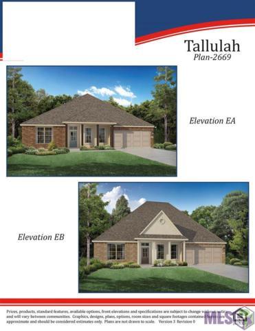 17592 Eagles Perch Dr, Prairieville, LA 70769 (#2018012924) :: Smart Move Real Estate