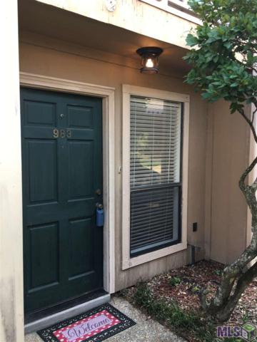 983 Ridgepoint Ct #983, Baton Rouge, LA 70810 (#2018013217) :: The W Group with Berkshire Hathaway HomeServices United Properties