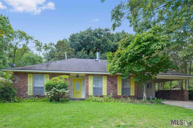 11010 E Vieux Dr, Baton Rouge, LA 70815 (#2018013680) :: Patton Brantley Realty Group