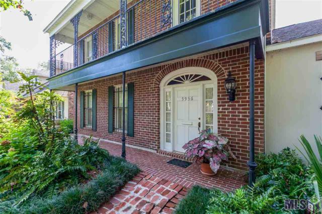 5936 Burgundy Ave, Baton Rouge, LA 70806 (#2018013682) :: David Landry Real Estate