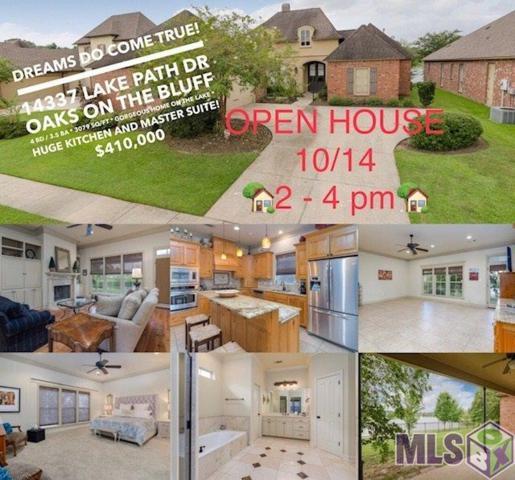 14337 Lake Path Dr, Prairieville, LA 70769 (#2018013818) :: Smart Move Real Estate