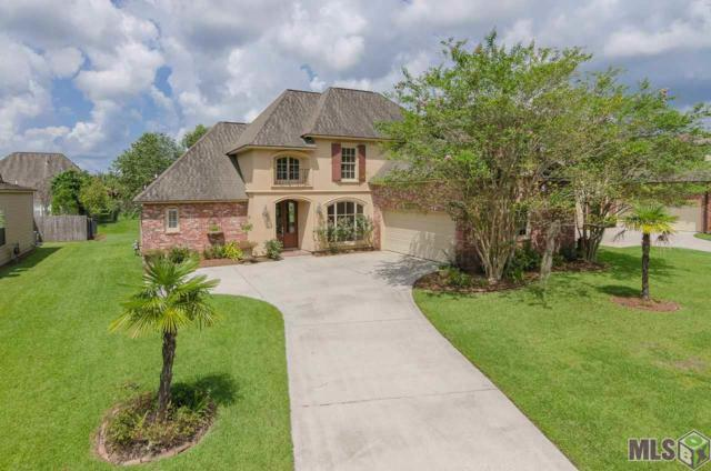 16535 Long Lake Dr, Prairieville, LA 70769 (#2018014098) :: The W Group with Berkshire Hathaway HomeServices United Properties