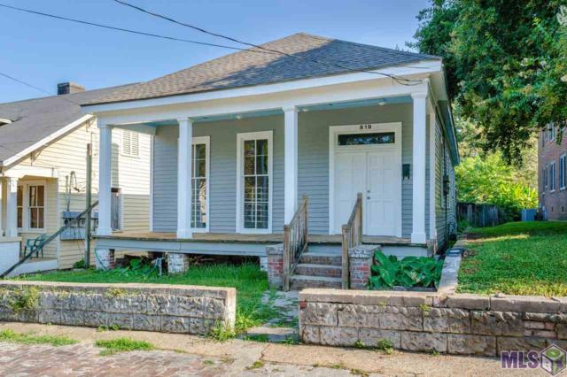 819 America St, Baton Rouge, LA 70802 (#2018014931) :: Darren James & Associates powered by eXp Realty
