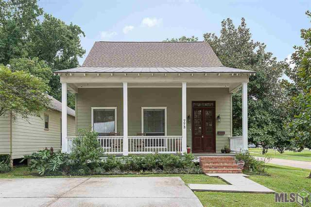 773 Concordia St, Baton Rouge, LA 70806 (#2018015686) :: The W Group with Berkshire Hathaway HomeServices United Properties