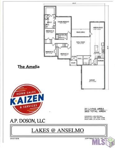 6863 Kodiak Dr, Baton Rouge, LA 70810 (#2018015703) :: Smart Move Real Estate