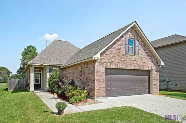 2705 Arceneaux Ave, Zachary, LA 70791 (#2018016045) :: David Landry Real Estate