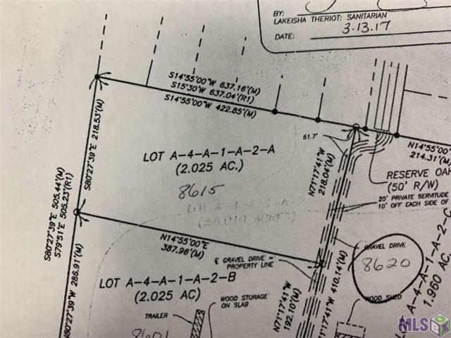 8615 Reserve Oak Ave, Zachary, LA 70791 (#2018016100) :: David Landry Real Estate