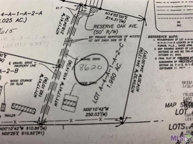 8620 Reserve Oak Ave, Zachary, LA 70791 (#2018016101) :: David Landry Real Estate