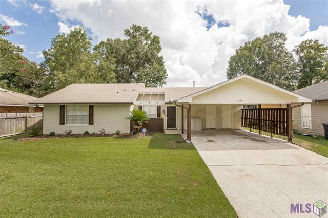 1625 Outrigger Dr, Baton Rouge, LA 70816 (#2018016126) :: The W Group with Berkshire Hathaway HomeServices United Properties