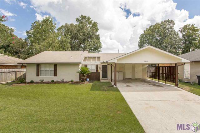 1625 Outrigger Dr, Baton Rouge, LA 70816 (#2018016126) :: David Landry Real Estate