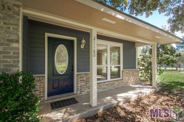 21160 Chaney Rd, Zachary, LA 70791 (#2018017182) :: The W Group with Berkshire Hathaway HomeServices United Properties