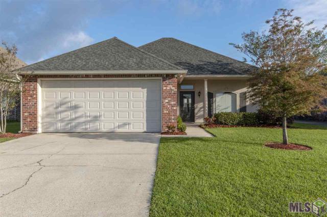 40488 Fox Run Dr, Gonzales, LA 70737 (#2018017398) :: Smart Move Real Estate